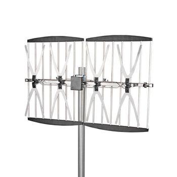 ANOR3040ME Buitenantenne | uhf | ontvangstbereik: ≥50 km | lte700 | versterking: 14 db | 75 ohm | antenne