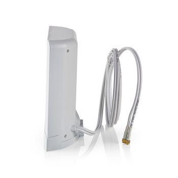 ANOR4G20WT 3g/4g-antenne   max 7 db versterking   698 - 960 mhz   1710 - 2700 mhz   waterbestendig Verpakking foto