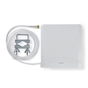 ANOR4G20WT 3g/4g-antenne   max 7 db versterking   698 - 960 mhz   1710 - 2700 mhz   waterbestendig Inhoud verpakking foto