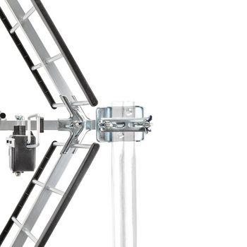 ANOR5070ME Tv-antenne voor buiten | max. 11 db versterking | uhf: 470 - 694 mhz | 7 componenten Product foto