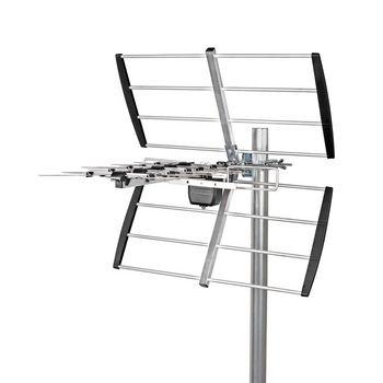 ANOR5080ME Tv-antenne voor buiten   max. 12 db versterking   uhf: 470 - 694 mhz   8 componenten