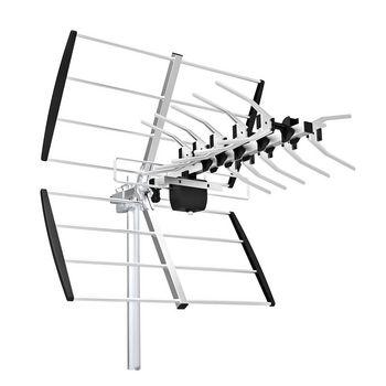 ANOR5080ME Tv-antenne voor buiten   max. 12 db versterking   uhf: 470 - 694 mhz   8 componenten Product foto