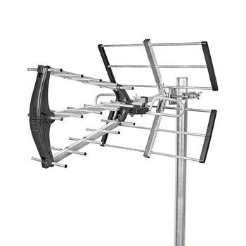 ANORU05L8ME Outdoor tv antenna | max. 13 db gain | uhf: 470 - 698 mhz