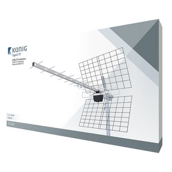 ANT-UHF41L-KN Dvb-t/t2 buitenantenne 12 db uhf Verpakking foto