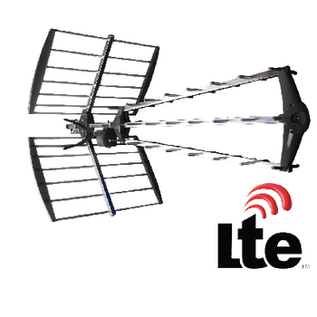 ANT-UHF52L-KN Dvb-t/t2 buitenantenne 15.5 db uhf Product foto