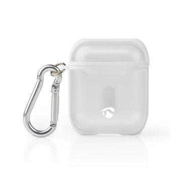 APCE100TPWT Airpods case | geschikt voor merken: apple | geschikt voor: airpods 1st generation / airpods 2nd gen