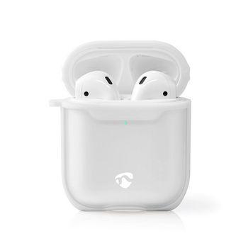 APCE100TPWT Airpods case | geschikt voor merken: apple | geschikt voor: airpods 1st generation / airpods 2nd gen Product foto