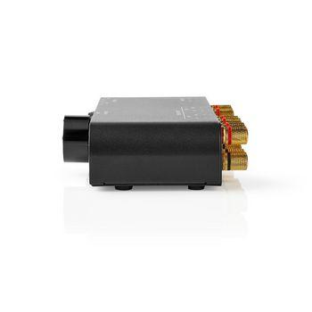 ASWI2652BK Speaker control box | 2-poorts | banana | luidspreker impedantie: 4-16 ohm | maximale belasting per  Product foto
