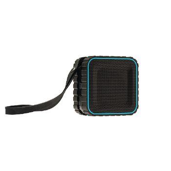 AVSP5000-07 Bluetooth-speaker 2.0 explorer 3 w ingebouwde microfoon zwart/blauw