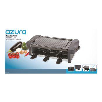 AZ-FC30 Raclette-grill 6 personen 1000 w zwart Verpakking foto