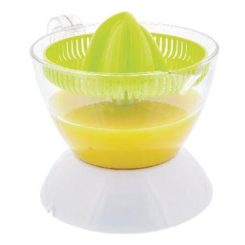 AZ-JUICE10 Citruspers 40 w 0.8 l wit/groen In gebruik foto