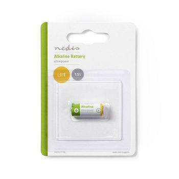 BAAKLR11BL Alkaline batterij lr1 | 1,5 v | 1 stuks | blister