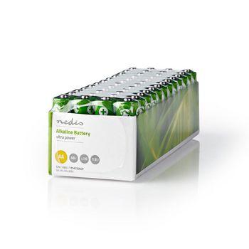 BAAKLR648BX Alkaline-batterij aa | 1.50 v | 48 pcs | doos Verpakking foto