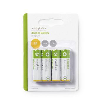 BAAKLR64BL Alkaline-batterij aa   1.50 v   4 pcs   blister