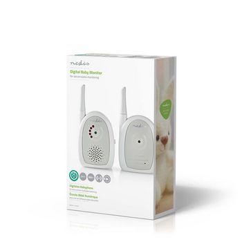 BAMO111AUWT Audio-babyfoon | 2,4 ghz Verpakking foto