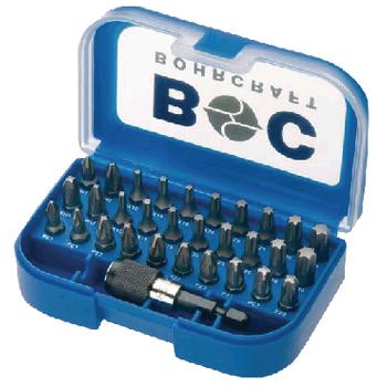 BCT-BS01 Professionele bit set