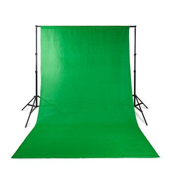 BDKT10GN Achtergronddoel voor fotostudio | 2,00 m