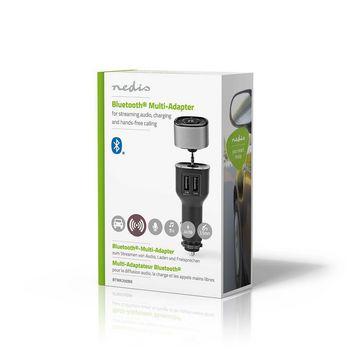 BTMA200BK Bluetooth® multi-adapter | output: 1x 3,5 mm | sbc | tot 7 uur | ingebouwde microfoon | volumeb Verpakking foto