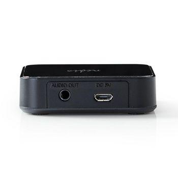 BTRC100BK Draadloze audio-ontvanger | bluetooth® | 3,5 mm uitgang | zwart Product foto