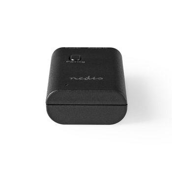 BTTR100BK Draadloze audiozender | bluetooth® | maximaal 2 hoofdtelefoons | zwart Product foto