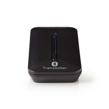 BTTR200BK Draadloze audiozender | bluetooth® | maximaal 2 hoofdtelefoons | zwart Product foto
