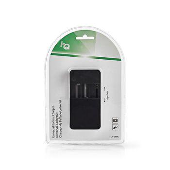 CH-020BL Camera accu lader Verpakking foto
