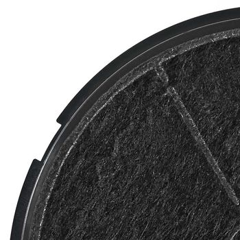 CHFI113CA19 Koolstoffilter voor afzuigkap   diameter 19 cm Product foto