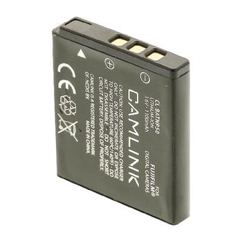 CL-BATNP50 Oplaadbare lithium-ion camera accu 3.6 v 1100 mah