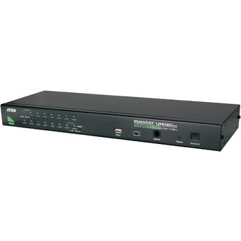 CS1716A-AT-G 16-poorts kvm switch zwart Product foto
