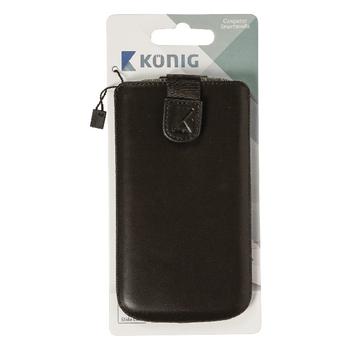 CSSCXLBL Smartphone insteekhoes xl zwart Verpakking foto