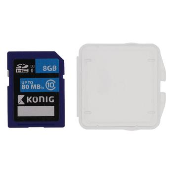 CSSDHC8GB Sdhc geheugenkaart klasse uhs-i 8 gb