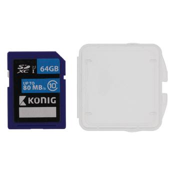 CSSDXC64GB Sdxc geheugenkaart klasse uhs-i 64 gb