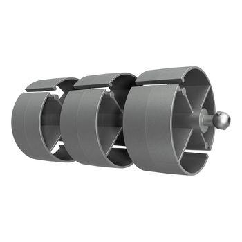 DF-34212 Addit kabelslang 127 cm zilver Product foto