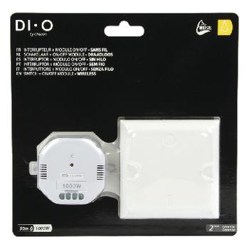 DIO-DOMO11 Smart home verlichtingsset 1000 w Verpakking foto