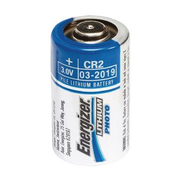 ECR2B2 Lithium batterij cr2 3 v 2-blister