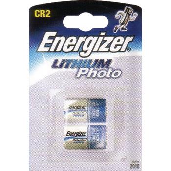 ECR2B2 Lithium batterij cr2 3 v 2-blister Verpakking foto