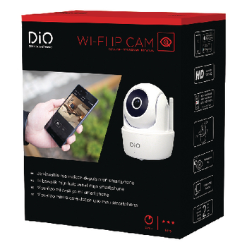 ED-CA-03 Hd smart home ip-camera binnen 720p Verpakking foto