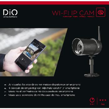 ED-CA-04 Hd smart home ip-camera buiten 720p Verpakking foto