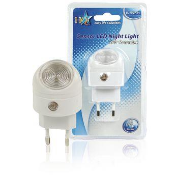 EL-NIGHT4 Led nachtlamp 1 w dag/nacht