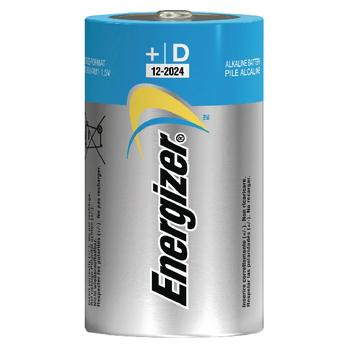 EN-53541042600 Alkaline batterij d 1.5 v advanced 2-blister Product foto