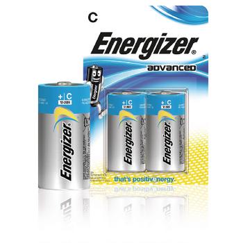 EN-53541043300 Alkaline batterij c 1.5 v advanced 2-blister