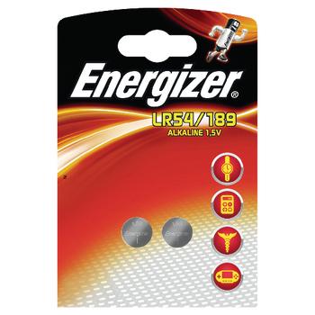 EN-639320 Alkaline batterij lr54 1.5 v 2-blister