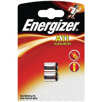 EN-639449 Alkaline batterij 11a 6 v 2-blister