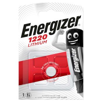 EN-E300163600 Lithium knoopcel batterij cr1220 3 v 1-blister  foto