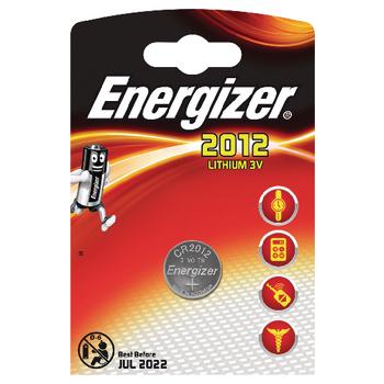 EN-E300164200 Lithium knoopcel batterij cr2012 3 v 1-blister