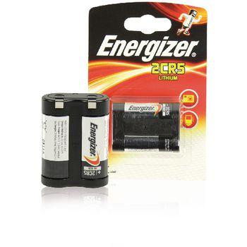 EN2CR5P1 Lithium batterij 2cr5 6 v 1-blister Verpakking foto