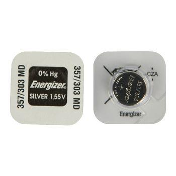 EN357/303P1 Zilveroxide batterij sr44 1.55 v 150 mah 1-pack Verpakking foto