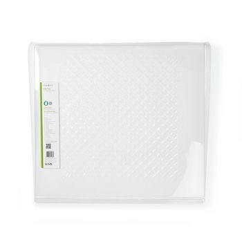 FFDT110AT55 Driptray koelkast / vriezer | 556 mm | 530 mm | 53 cm | 60 mm | wit | kunststof  foto