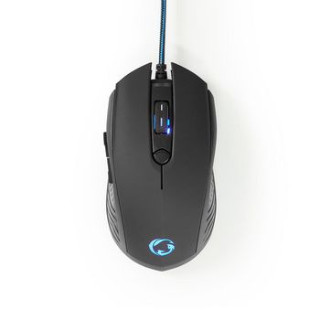 GCK31100BK Gaming combo kit | 3 in 1 | headset, muis en muismat