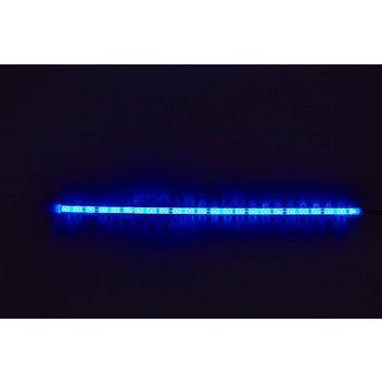 GCLD05BU Led-lichtstrip voor gaming | blauw | 50 cm | gevoed over sata | desktop-pc In gebruik foto